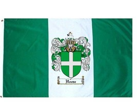 Hoose Coat of Arms Flag / Family Crest Flag - $29.99