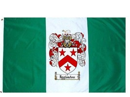 Igglesdon Coat of Arms Flag / Family Crest Flag - $29.99