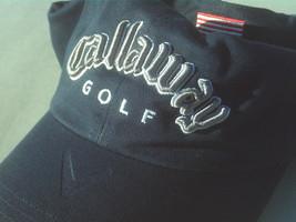 "NEW! Navy Blue-Silver ""V"" Cap Men-Women's Callaway 3D Golf Hat USA Flag Colors - $21.15"