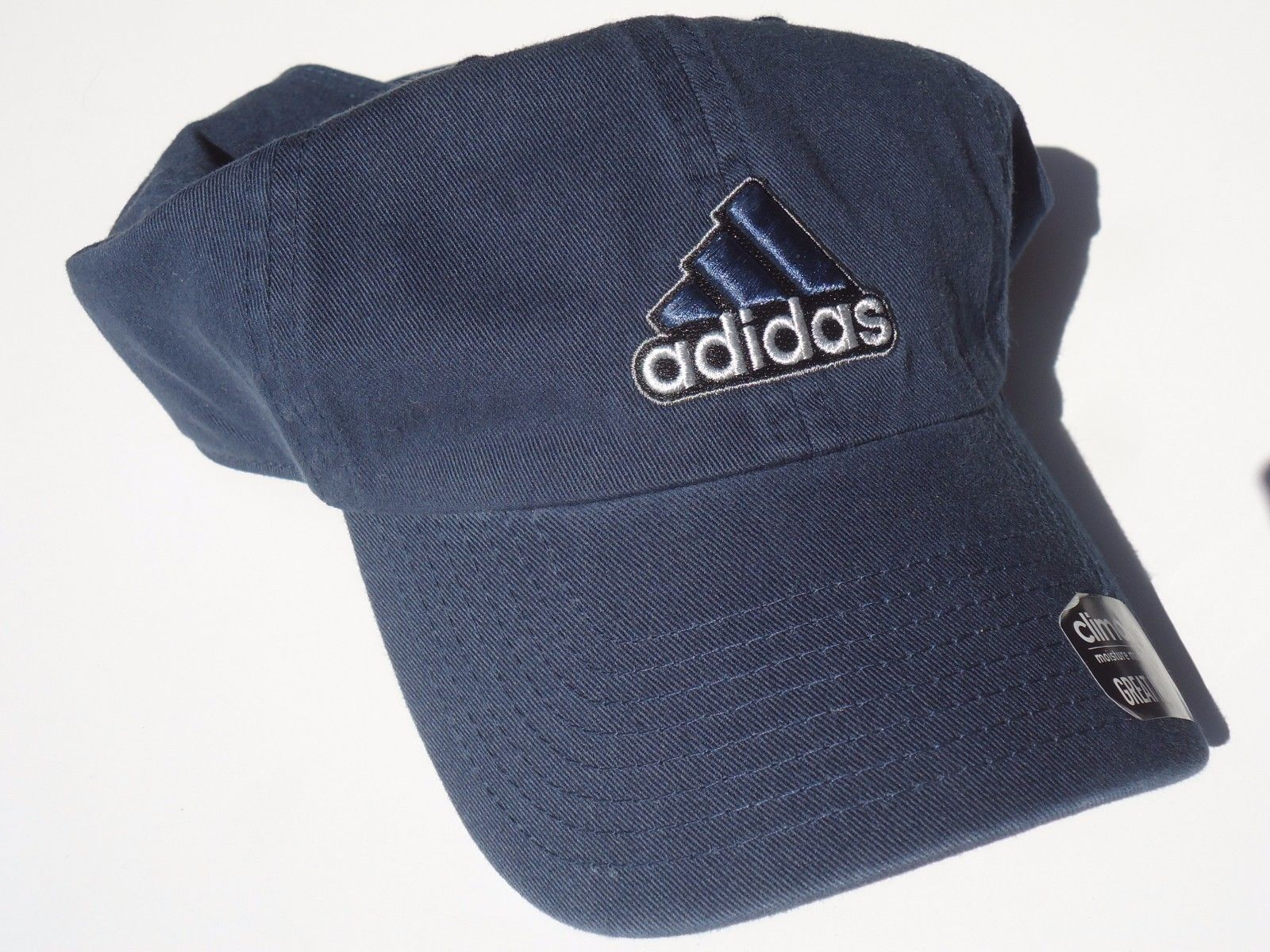 620f6f1229c NEW! Navy-White adidas Men s Fit CLIMALITE and 50 similar items