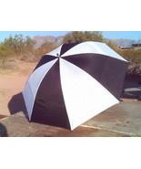 "NEW! Fairway Gear WINDbreaker 62"" Double Canopy  Golf  Umbrella - $36.94"