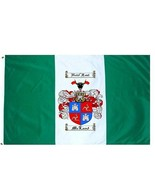 Mcleod Coat of Arms Flag / Family Crest Flag - $29.99