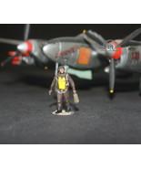 USAF Bomber Pilot 1:72 WW2 Pro Built Model - $7.91