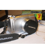 Olympus C765 4MP Digital Camera with 10x Optical Zoom - $30.00