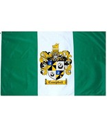Campbell Coat of Arms Flag / Family Crest Flag - $29.99