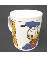Vintage Disney Donald Duck Coloroll England Coffee Mug Collectible - $23.71
