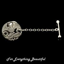 Three Nornes Norse Design Mens Sterling Silver ... - $90.00