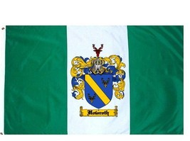 Howroth Coat of Arms Flag / Family Crest Flag - $29.99