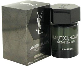 Yves Saint Laurent La Nuit De L'homme Le Parfum Cologne 3.4 Oz EDP Spray image 3