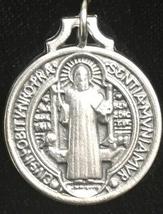 Medalla de San Benito 1.5cm - 01401/125.0278 image 2