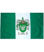 Emslie-crest Coat of Arms Flag / Family Crest Flag - $29.99