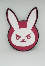 Overwatch inspired D.Va Patch! Large! - $13.00