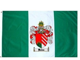 Koren Coat of Arms Flag / Family Crest Flag - $29.99