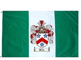 Krile Coat of Arms Flag / Family Crest Flag - $29.99