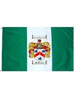 Mcdermott Coat of Arms Flag / Family Crest Flag - $29.99