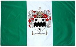 Blackbourne Coat of Arms Flag / Family Crest Flag - $29.99