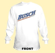 Busch Beer Long Sleeve T Shirt S M L XL 2XL 3XL... - $23.99 - $26.99