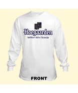 Hoegaarden Beer Long Sleeve T Shirt S M L XL 2X... - $23.99 - $26.99