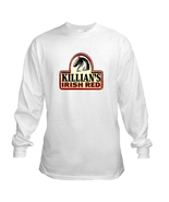 Killian's Irish Red Beer Long Sleeve T Shirt S ... - $23.99 - $26.99