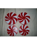 Christmas candy burner covers set of 4 for electric stove - $14.95