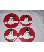 Snowman burner covers set of 4 for electric stove - $14.95