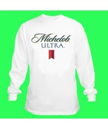 Michelob Ultra Long Sleeve Beer T Shirt S M L X... - $23.99 - $26.99