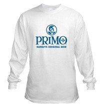 Primo II Beer Long Sleeve T Shirt S M L XL 2XL 3XL 4XL 5XL  - $23.99+