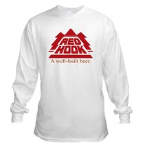 Red Hook Beer Long Sleeve T Shirt S M L XL 2XL 3XL 4XL 5XL  - $23.99+