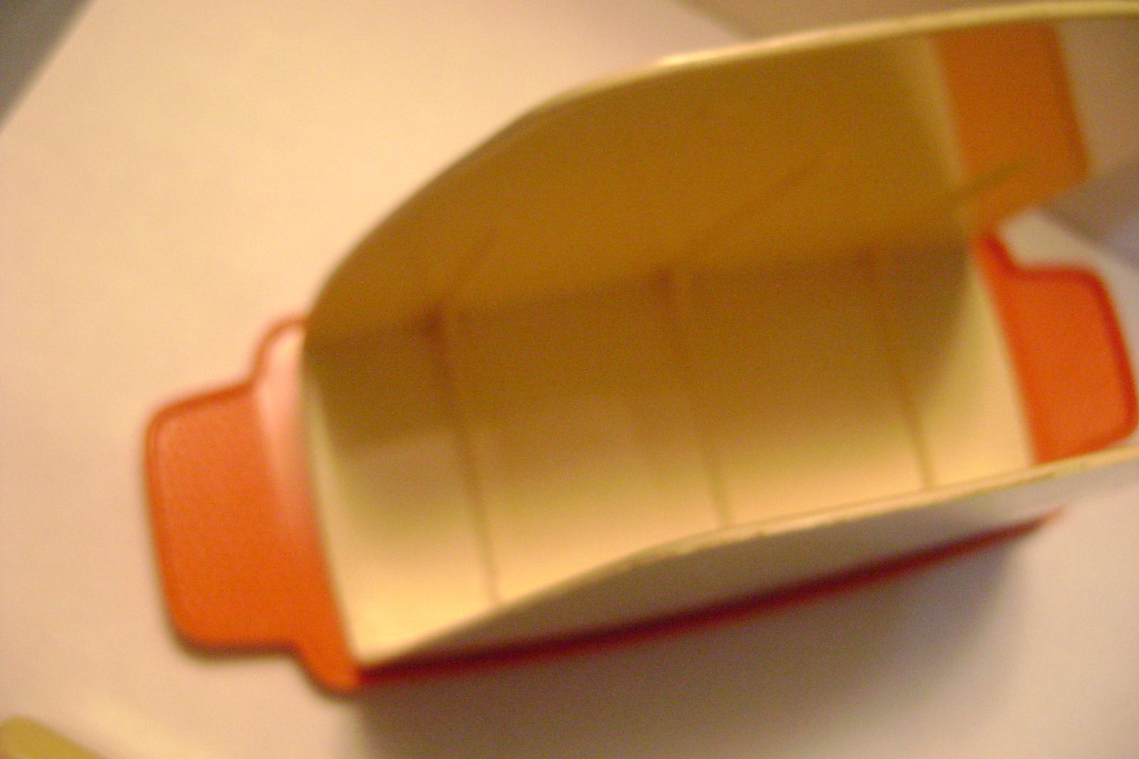Mid - Century Austrian Motif Salt/Pepper Set w/ Napkin Holder