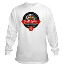 Skull Splitter Long Sleeve Beer T Shirt S M L X... - $23.99 - $26.99