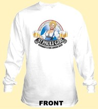 ST Pauli Girl Beer Long Sleeve T Shirt S M L XL... - $23.99 - $26.99
