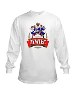 Zywiec Polish Beer Long Sleeve T Shirt S M L XL... - $23.99 - $26.99