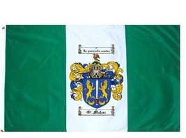 O'Maher Coat of Arms Flag / Family Crest Flag - $29.99
