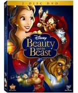 Beauty and the Beast DVD  - $7.92