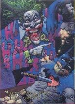 DC Villains THE JOKER Prototype Trading Card 1995 Skybox NM - $6.85