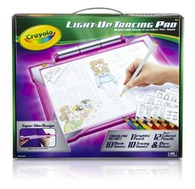 Crayola Light-up Tracing Pad - Pink Coloring Board for Kids Gift Toys fo... - $36.13