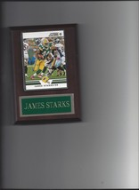 James Starks Plaque Green Bay Packers Football Nfl - $0.01