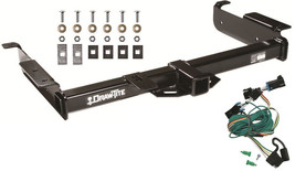 1996-1999 GMC SAVANA 1500 2500 3500 TRAILER HITCH W/ WIRING KIT DRAW-TIT... - $212.80