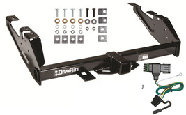 1988-2000 CHEVROLET C/K 3500 TRAILER HITCH W/ WIRING KIT DRAW-TITE CLASS... - $227.60