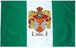Bedwel Coat of Arms Flag / Family Crest Flag - $29.99