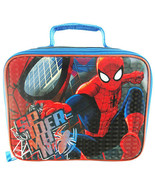 SPIDER-MAN 2, WITH Padded Handle Lunch Bag  - $11.98