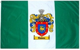 Camon Coat of Arms Flag / Family Crest Flag - $29.99