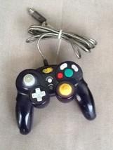 Mad Catz Nintendo GameCube Controller - 5626 with Macro Option DAMAGED R... - $9.74
