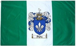 Digby Coat of Arms Flag / Family Crest Flag - $29.99