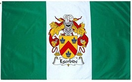 Egerbide Coat of Arms Flag / Family Crest Flag - $29.99