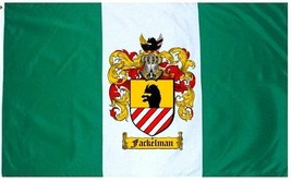 Fackelman Coat of Arms Flag / Family Crest Flag - $29.99