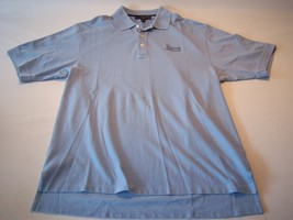 Tommy Hilfiger Golf Club Of Jupiter Casual Polo Shirt Men's Size L - $24.74