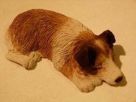 Sandicast 1988 Dog Figurine Lil' Snoozers Shetl... - $22.98