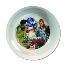 Avengers Melamine Bowl A Set Of 2 Bowls - $6.95