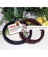 Tourmaline Bracelet Wristbands Negative Ion Health Care Healthy Bangles Ion - $19.99